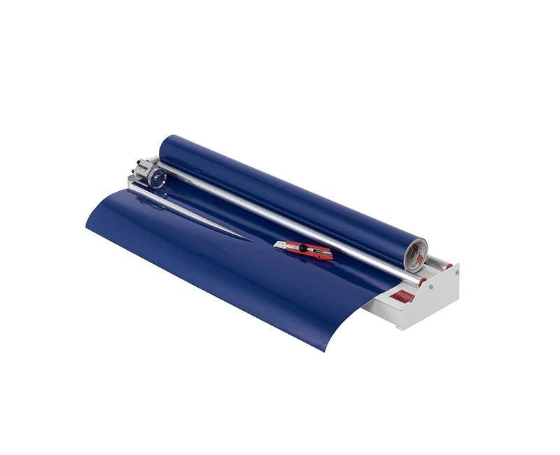 Устройство для отмотки рулонных материалов Rollfix