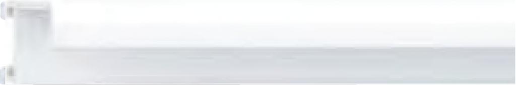 Профиль 201056, окрашенный, белый глянцевый для изготовления багетных рам