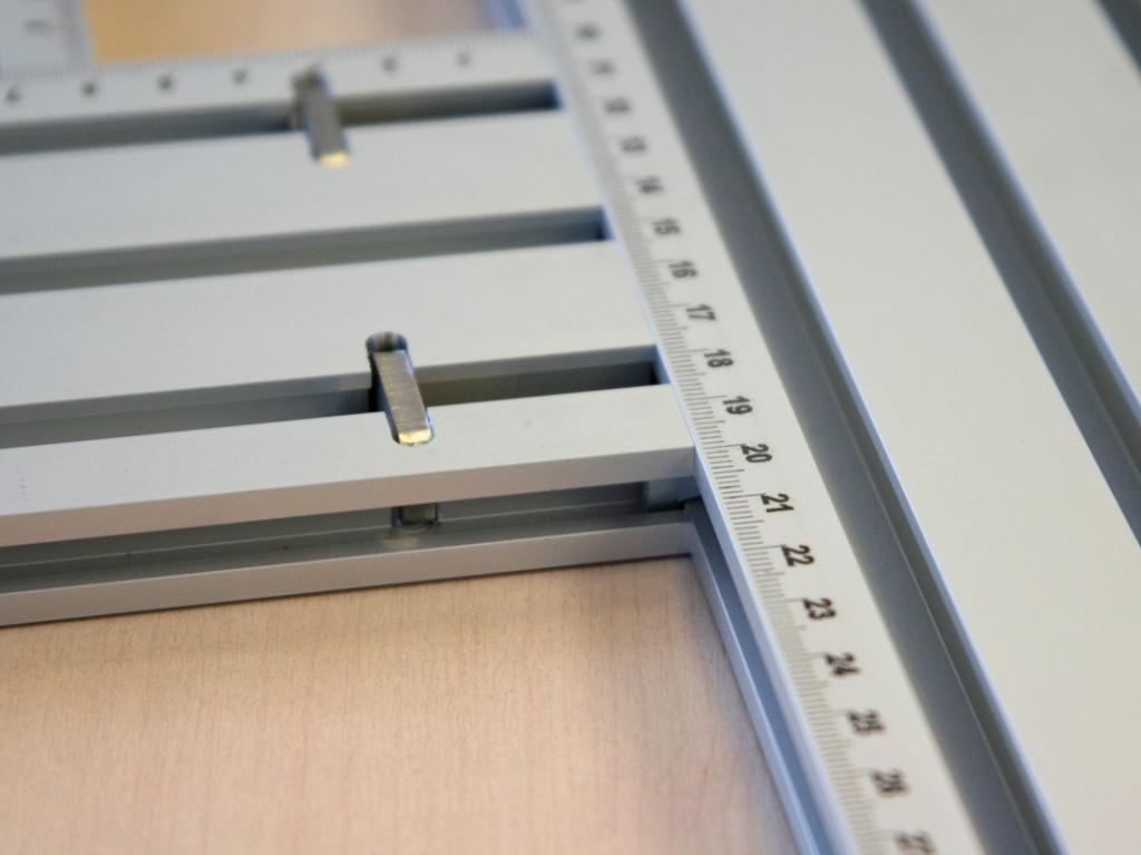 Профили для монтажно-фрезерных столов